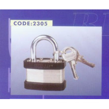 Laminated Padlock and Combination Padlock (2305)