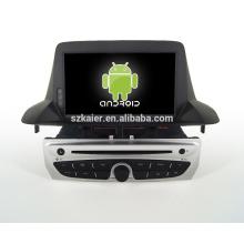 android 6.0-DVD-Spieler für car1024 * 600 android Auto-DVD-Player für Renault Fluence / Megane + OEM + Quad-Core!