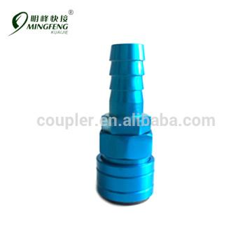 Горячая Продажа высокого качества синий SH20/30/40 алюминиевый шланг фитинги