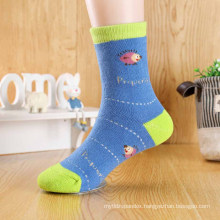Organic Cotton Type thermal baby cute boy tube socks