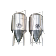 glycol jacket conical fermenter with CE certificate for sale