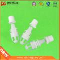 Venta al por mayor coloridos plástico botella tapa redonda aceptable personalizado