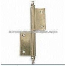 Dobradiça de porta perfurando da elevada precisão do CNC