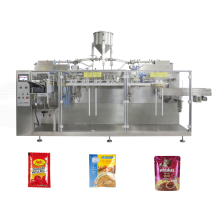 Doypack Biscuit Snacks Packing Machine
