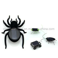 OEM Creative Kids Children Plastic Solar Toy Insect Car
