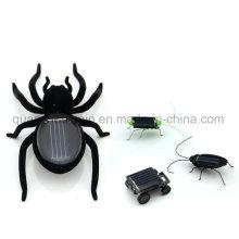 OEM Creative Kids Children Plastic Solar Toy Insect Car