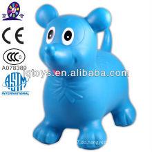 Heiße aufblasbare Reiter Spielzeug Springen Tier