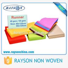 Precio favorable, resistente al calor, mantel impreso y desechable