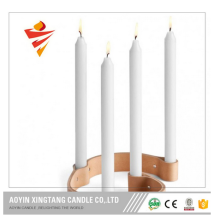 Taper Wedding Candles con candelero