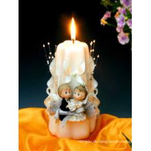 Heiße verkaufende Hochzeits-Kunst-Kerze für Verkauf
