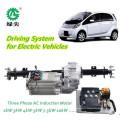 Entraînement de voiture électrique de 5 kilowatts