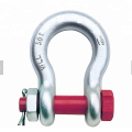 Forging US Type G2130 Bow Anchor Shackle