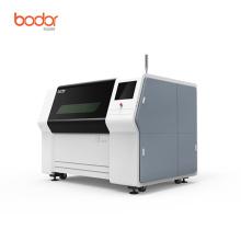 Máquina de corte a laser de fibra de carbono para metal