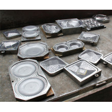 Kundengebundene Melamin-Geschirr-Kompressions-Formen (MJ-016)