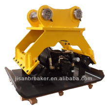 vibration plate, compactor plate, KUBOTA excavator attachments