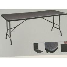 Пластиковый складной стол 6ft как ротанга