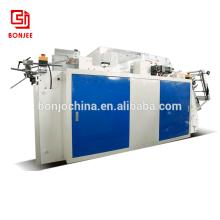 Bonjee Speed 60--160pcs/min Automatic Disposable Paper Cake Box Making Machine