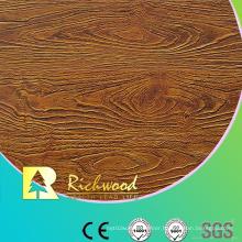 12.3mm Embossed Hickory U-Grooved Waterproof Laminated Flooring