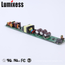 China ul approved 60w dimming 32v led driver 3-output 32v led driver
