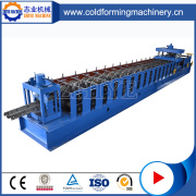 CE Standard C Z Purlin Machine