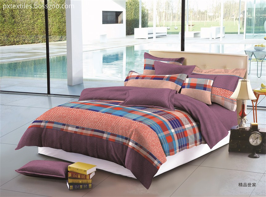 Microfibre Bedding Set