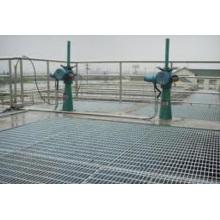 Slip Resistant Walkway Steel Grating
