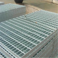Galvanized Antislip Serrated Welded Steel Bar Grating