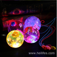 RGB LED Flashing Ball