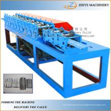 Rolo de porta de cofragem de rolo automático que forma a máquina / equipamento de porta de rolamento Porta de obturador de rolo que faz a maquinaria