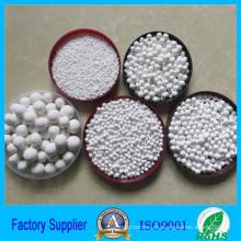Alúmina activada por adsorbente químico para la adsorción de agua