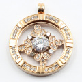 Factory Wholesale 316L Stainless Steel Fashion Locket Pendant for Gift Jewellery