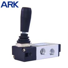 Tornillo de mano mecánico de la válvula del control de la venta caliente hecho en China