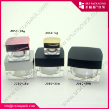 5ml 10ml 15ml 30ml 50ml empty cream acrylic cosmetic Jar