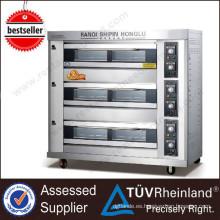 Venta de equipos para panadería K267 Hornos de 3 capas y 9 bandejas Venta Horno de gas comercial para pizza usados