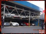 Prefabricated Cost-effective steel frame carport parts