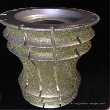 250mm Diamantwerkzeug für Stein, Diamantschleifscheiben, Elektrowerkzeuge