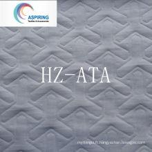 Tissu de tressage en matelas jacquard tricoté