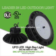 UL DLC 180w Industrial Lighting LED water proof outdoor High Bay Lighting industrial lighting