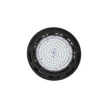 Precio de fábrica IP65 industrial 150W UFO LED alta luz de la bahía con el controlador de Meanwell