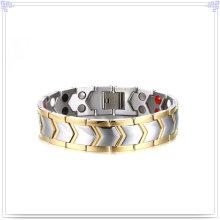 Joyería de moda joyería magnética pulsera de titanio (TB103)