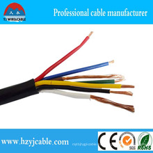 Китайский завод Black Jacket многоядерных Cu проводник кабель управления
