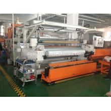 Машина для производства стретч-пленки Xinhuida 1.5 с вакуумным коробом и плавильным насосом