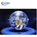 indoor Ceiling P4 Sphere LED Display