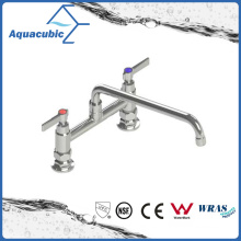 Latest Technology Long Neck Kitchen Lead Free Brass Health Faucet