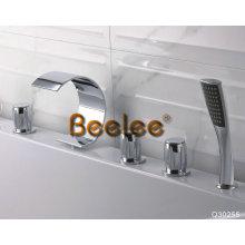 5ST Wasserhahn Set mit Griff Dusche / Badewanne Dusche Wasserhahn
