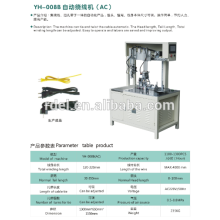 Machine de rabattement de la machine HL-cx04 / semi-automatique de prise d'insertion de 2 bornes