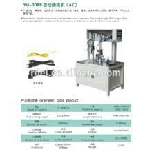 Máquina de friso da tomada do plugue de 2 pinos Máquina de friso da tomada do plugue de HL-cx04 / Semi-auto