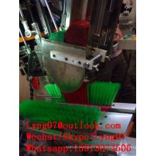 Máquina de alta velocidade da vassoura da escova do CNC / vassoura que faz a máquina / máquina tufting da escova