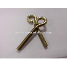 Parafuso giratório de aço zincado, parafuso giratório