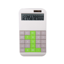 New design 12 digital office calculator diy calculator